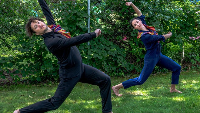 The Island Moving Company will conduct pop-up performances on Thursdays in the coming weeks.