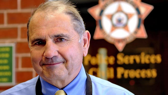 York County Sheriff William L. King announced Thursday, Aug. 20, 2020, that four of his office's deputies tested positive recently for the COVID-19 virus.