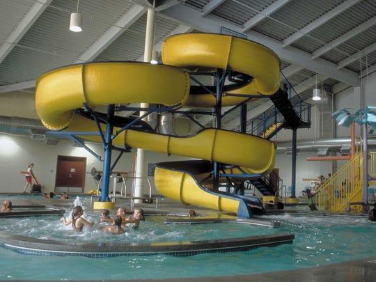Indy Island Aquatic Center at Raymond Park, 8575 E. Raymond St.