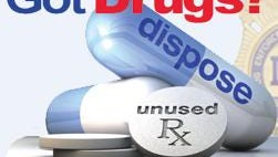 The Vernon Parish Sheriff's Office and Narcotics Task Force will host a prescription drug take-back event from Tuesday through Thursday between 2 to 5 p.m. each day at the sheriff's office, 203 S. 3rd St. in Leesville.