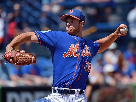 Mets starter Steven Matz