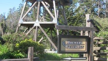 Brewery Gulch Inn's Water Tower