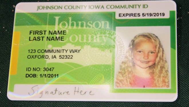 The Johnson County Community ID program celebrated its two-year anniversary at the county administration building on July 17, 2017.