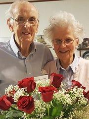Fisher 76th Wedding Anniversary