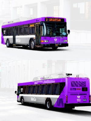 MTA will be rebranding as WeGo, rolling out new bus designs.