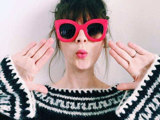 Celine sunglasses availabel at Kiki, $350 - $500.