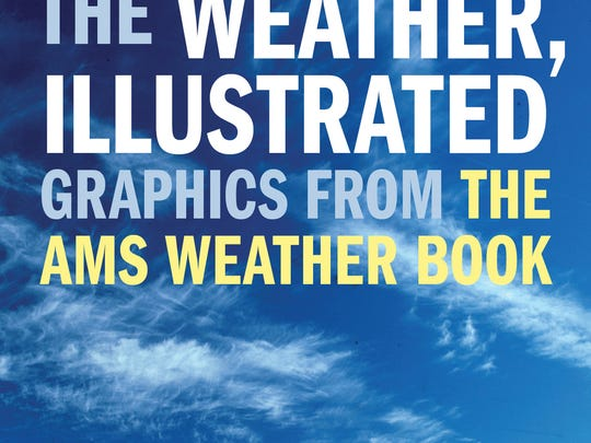 Cover for American Meteorological Society's illustrated guide to weather.