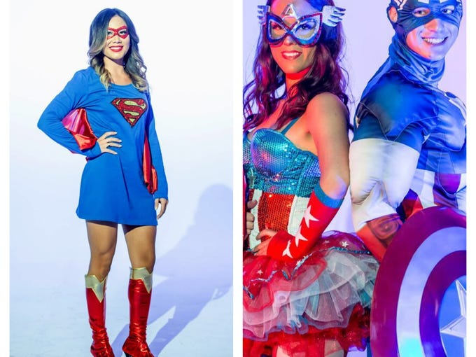 top 10 halloween costumes for 2016 superheroes dethrone princesses