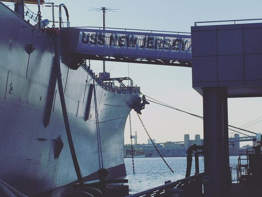 Battleship New Jersey hosts Brew Blast on the Camden Waterfront. Sample over fifty craft beers, rock out to the WMGK House Band, meet the DJs from WMGK, and enjoy a tour of the ship.