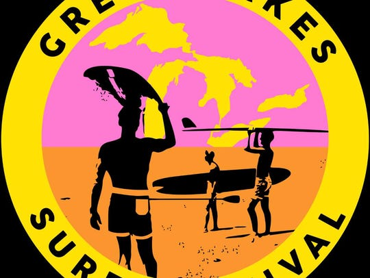 The inaugural Great Lakes Surf Festival will be in
