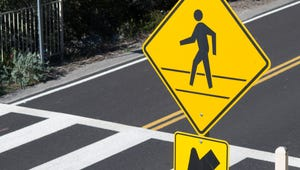 A pedestrian was struck by a vehicle early Monday near Cave Creek and Cactus Road in Phoenix.