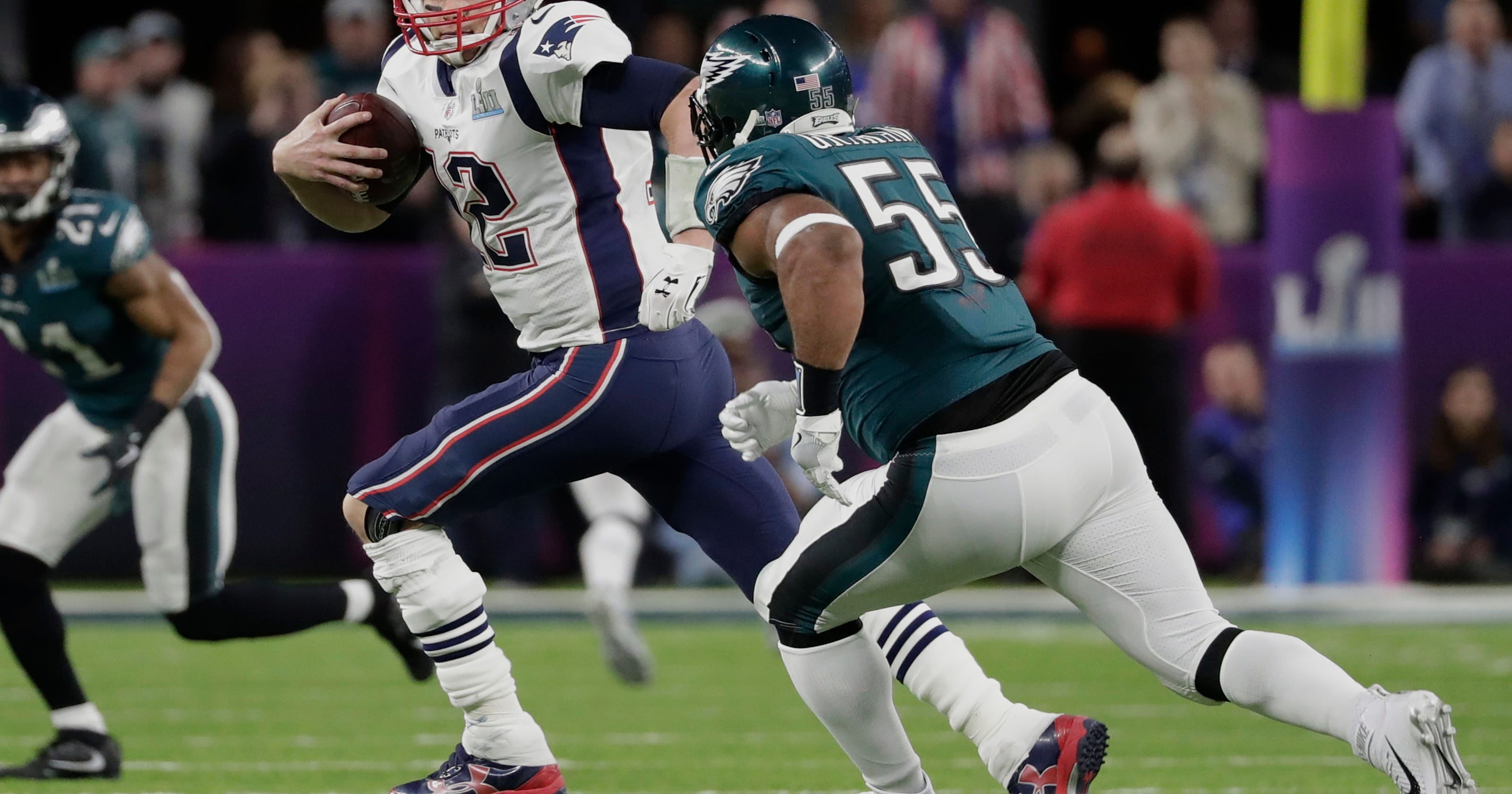 b60011be1ad Aggressive playcalling helps Eagles capture first Super Bowl