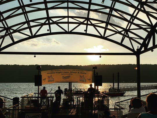Yonkers annual Jazz, Blues & More at Dusk series ends with a Reggae Festival, Friday.