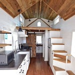 Stay in a tiny house in Lancaster County