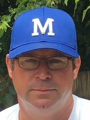 Memorial coach Rip Collins