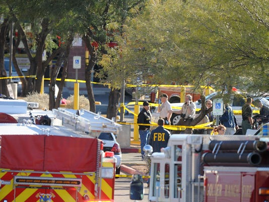 FBI records on Giffords shooting