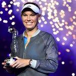 Karolina Pliskova beats  Caroline Wozniacki for first time to win Qatar Open final