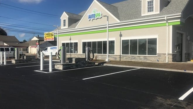 This new Cumberland Farms located on Acushnet Avenue in New Bedford is set to open Thursday