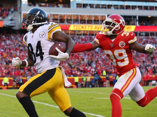 Chiefs' opponent preview, Week 2: Scouting the Steelers