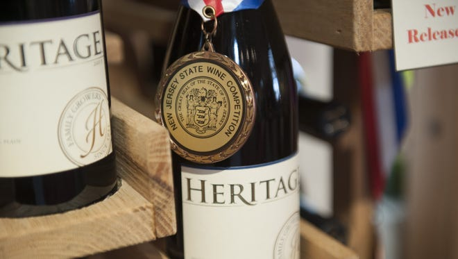 Heritage Vineyards offers award-winning wines and wants to raise the profile of all SJ vineyards.