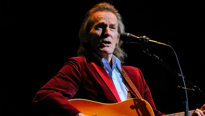 Gordon Lightfoot will perform May 13, 2017, at  Tarrytown Music Hall.