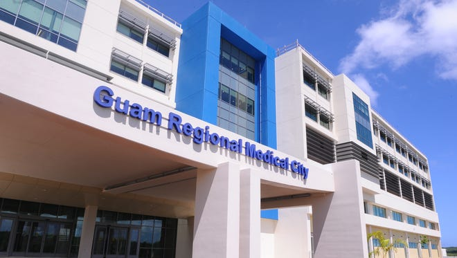 The Guam Regional Medical City in Dededo photographed on July 1.