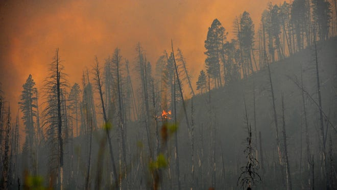 In 2015, Montana tied a record set in 1934 for the warmest year on record as the average temperature for the state was 44.9 degrees. No surprise, it also was a bad fire year.