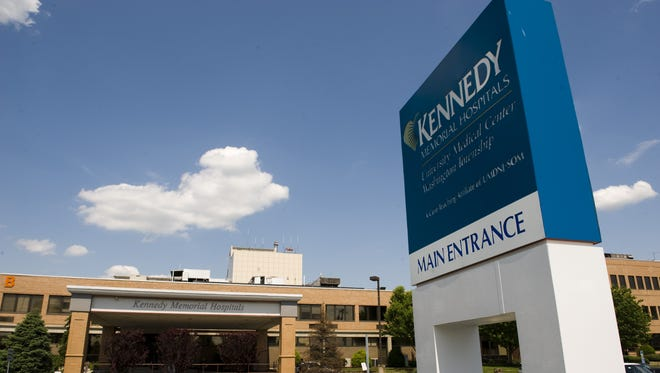 An online report says Kennedy Health will merge with Thomas Jefferson University Hospital.
