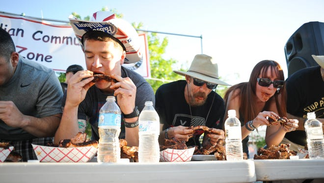 The Great American Barbecue & Beer Festival returns this year on March 24 to Chandler.