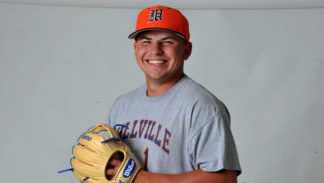 Millville baseball's Buddy Kennedy is The Daily Journal's athlete of the year, Monday, Jun. 13, 2016 in Vineland