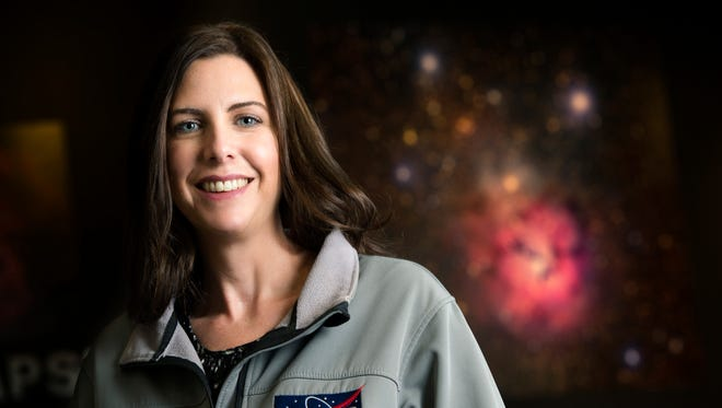 Montana Space Grant Consortium director Angela Des Jardins.