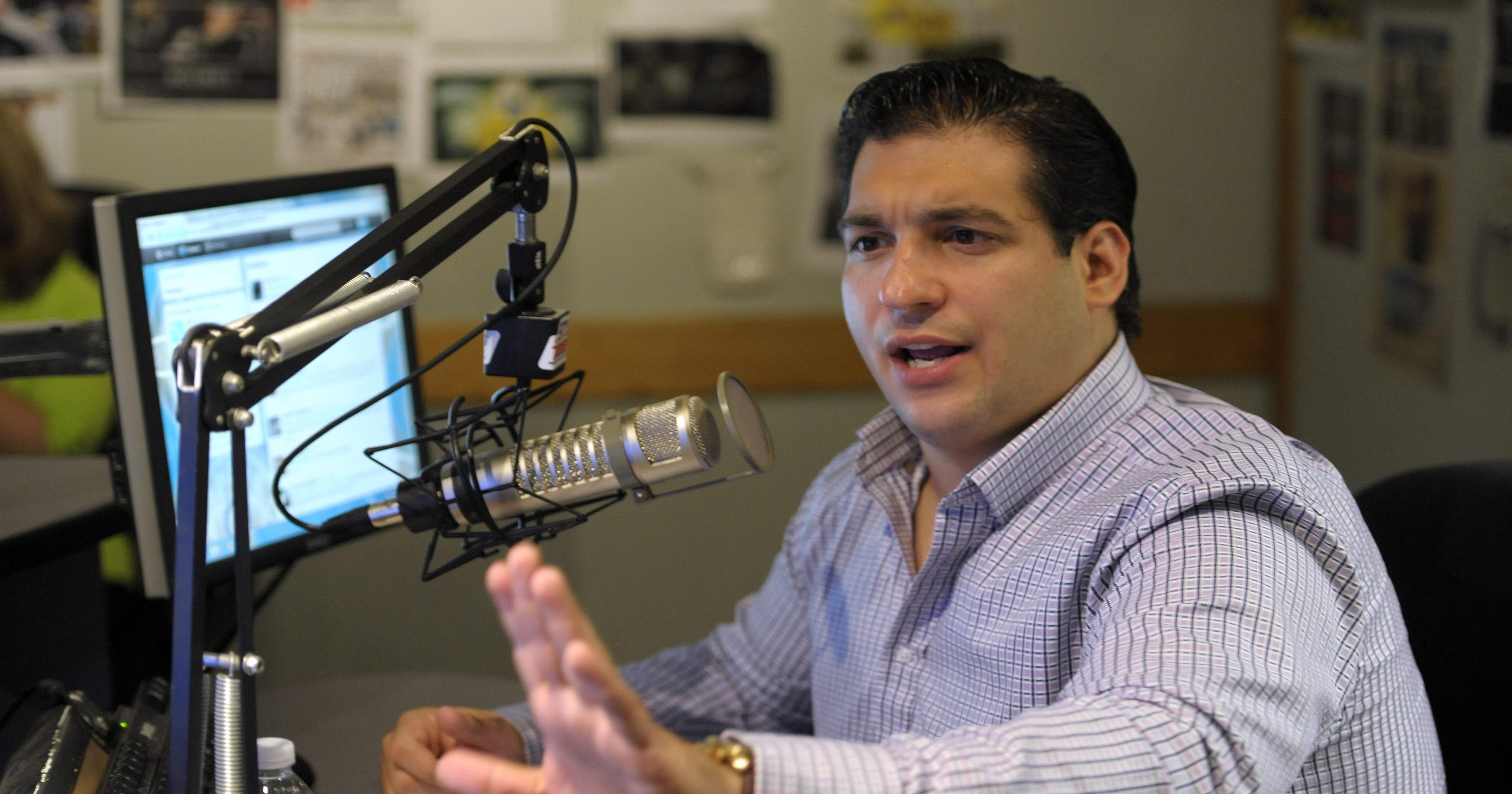 97.1's Mike Valenti signs long-term extension