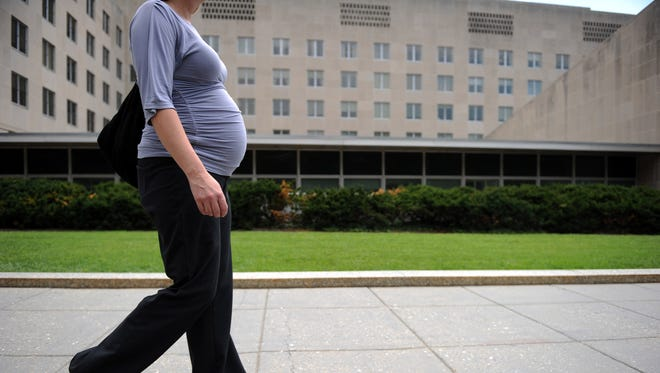 Pregnancy and pot. The Centers for Disease Control and Prevention said they don't go together.