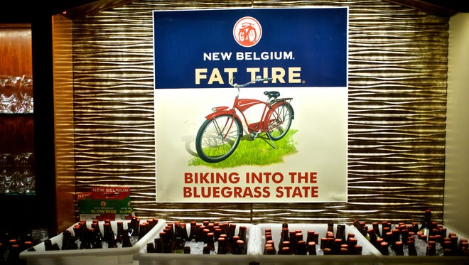New Belgium Brewing beers will soon be for sale in Kentucky.