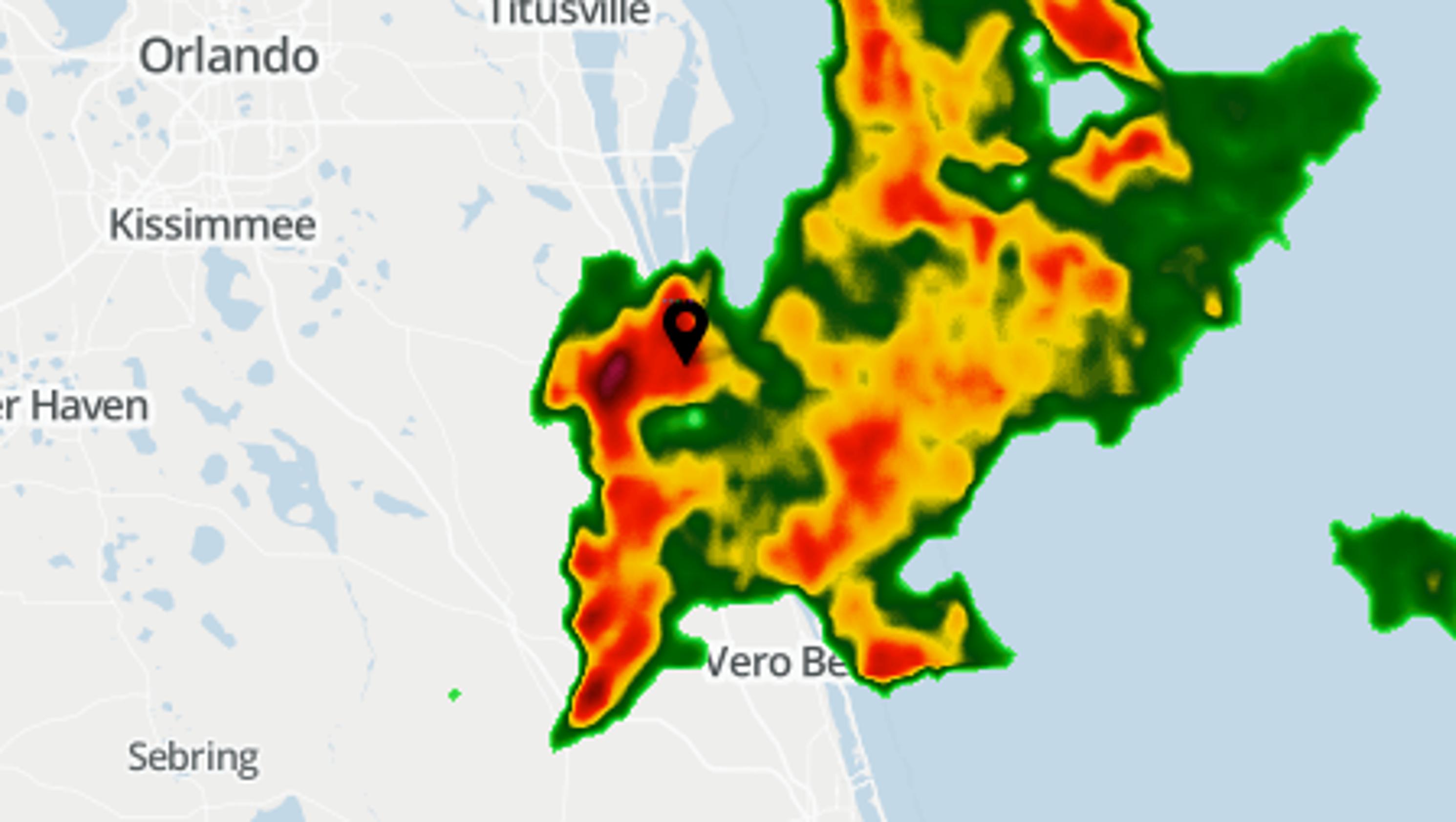 Nws Flood Advisory Issued For Brevard