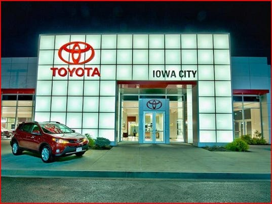 best new car dealer toyota scion of iowa city. Black Bedroom Furniture Sets. Home Design Ideas