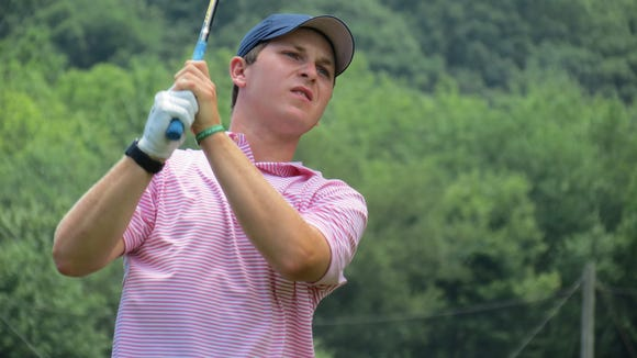 Scotch Plains' Jake Mayer was runner-up at the 96th New Jersey Junior Championship.