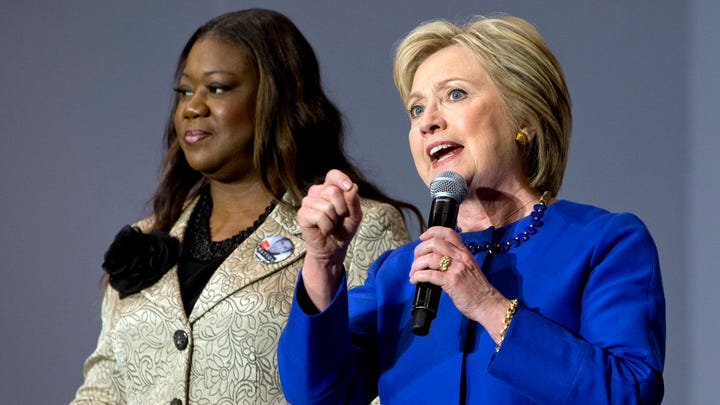 Trayvon Martin's mom says Hillary Clinton 'planted the seed' for her to run for office in Florida