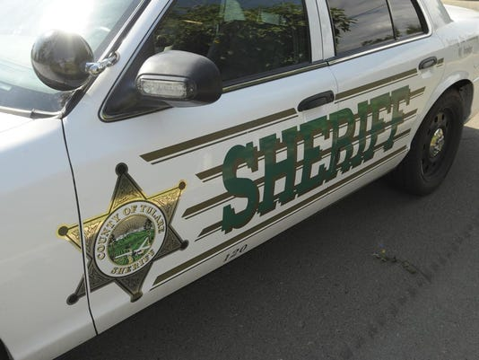 tc sheriff car