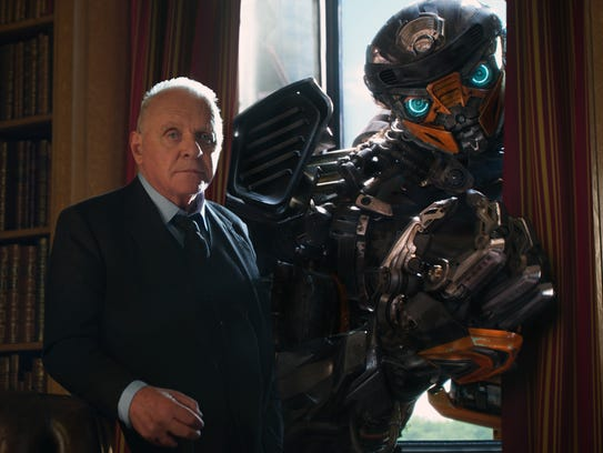 Here's a weird sentence: Anthony Hopkins and Hot Rod