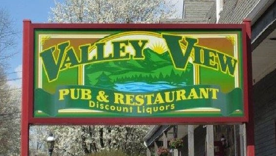 The Valley View Pub in West Milford.