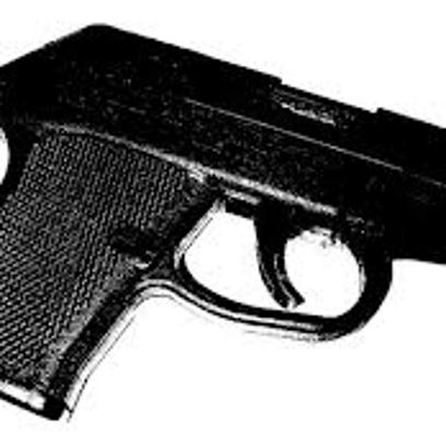 Man shoots woman in chest, arrested.