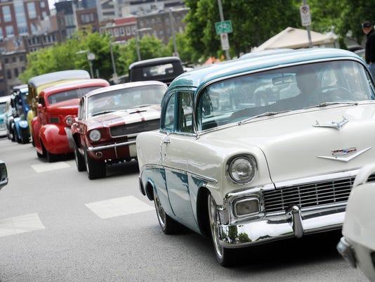 Goodguys Nashville Nationals Car Show Rolls In LP Field - Good guys car show nashville