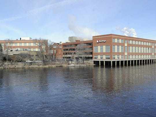 Verso Mill in Wisconsin Rapids.