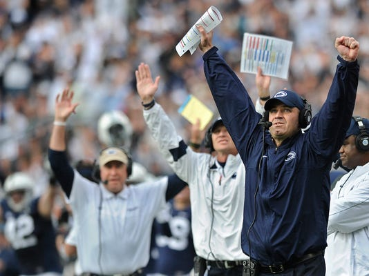 Could Bill O'Brien still be at Penn State when it first meets Virginia Tech ... in 2022?