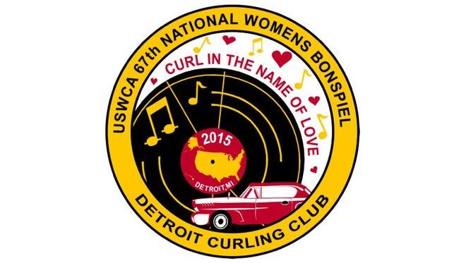 USWCA 67th National Women's Bonspiel logo