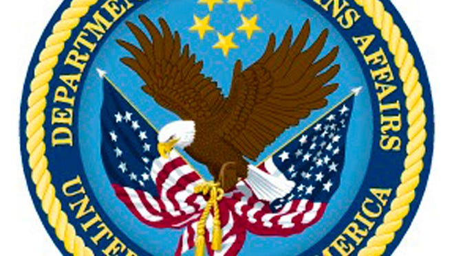 Offical seal of the United States Department of Veterans Affairs.