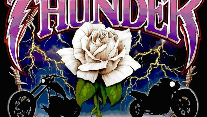 White Rose Thunder