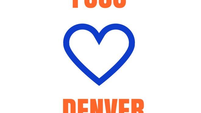 FoCo hearts Denver Broncos