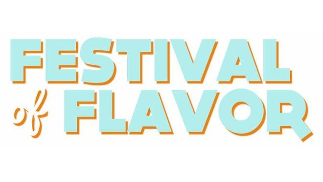 Festival of Flavor logo.